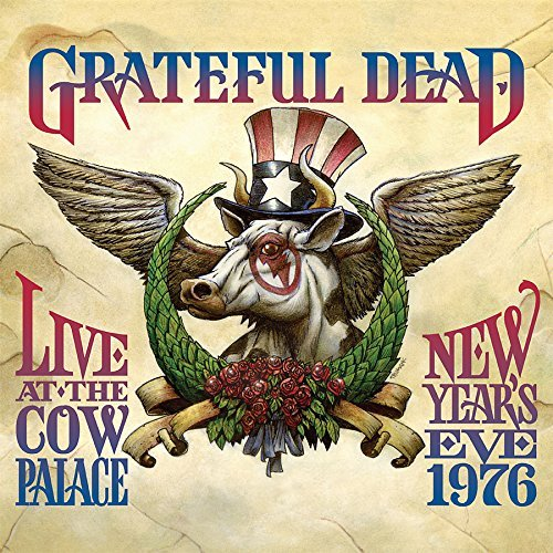 Grateful Dead Live At The Cow Palace New Yea