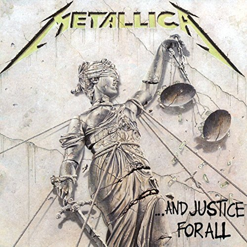 Metallica And Justice For All