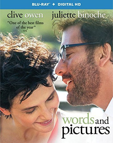Words & Pictures Owen Binoche Blu Ray Pg13