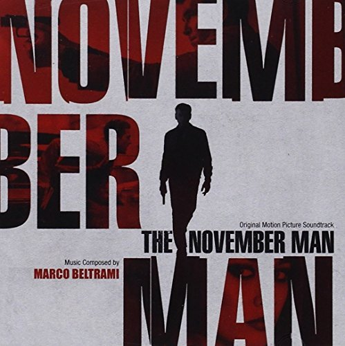 November Man Soundtrack Marco Beltrami