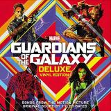 Guardians Of The Galaxy Soundtrack Deluxe Edition Lp