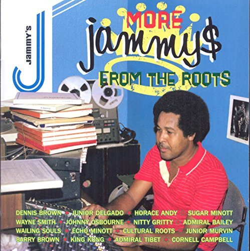 King Jammy More Jammy's From The Roots