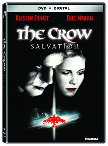 Crow Salvation Mabius Dunst DVD R