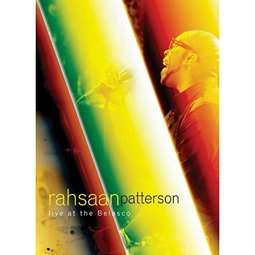 Rahsaan Patterson Live At The Belasco