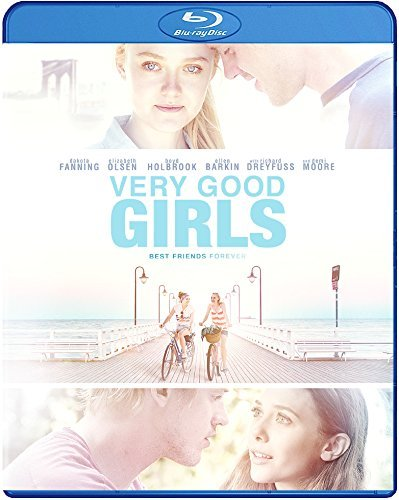 Very Good Girls Fanning Olsen Jones Blu Ray R