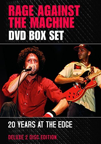 Rage Against The Machine DVD Collector's Box