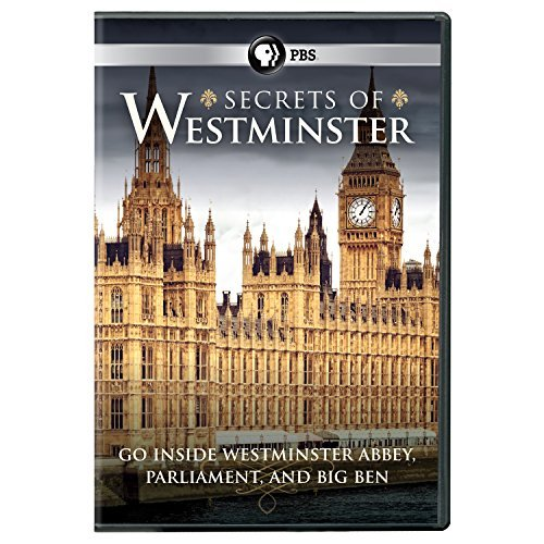 Secrets Of Westminster Pbs DVD