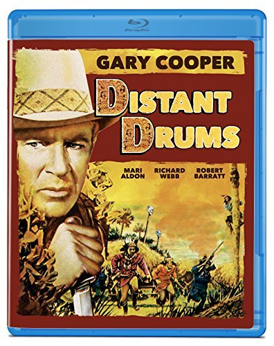 Distant Drums Cooper Aldon Webb Blu Ray