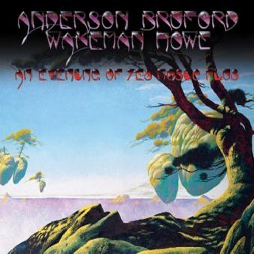 Anderson Bruford Wakeman & How Evening Of Yes Music 2 2 Lp