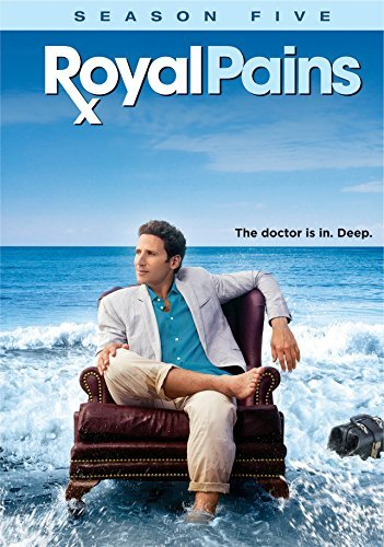 Royal Pains Season 5 DVD