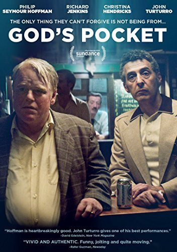 God's Pocket Hoffman Hendricks Turturro DVD R