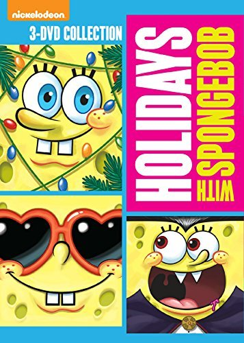 Spongebob Squarepants Holidays DVD