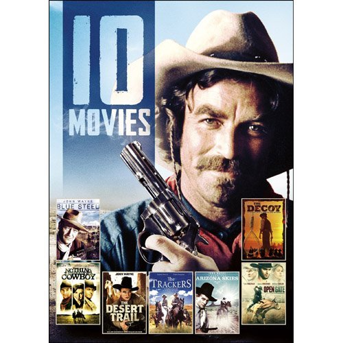 10 Movie Western Pack 4 10 Movie Western Pack 4