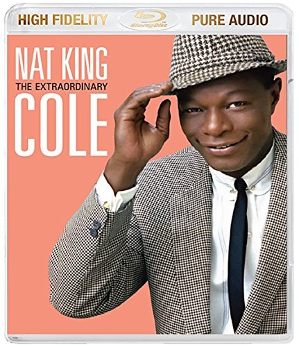 Nat King Cole Extraordinary Blu Ray Audio