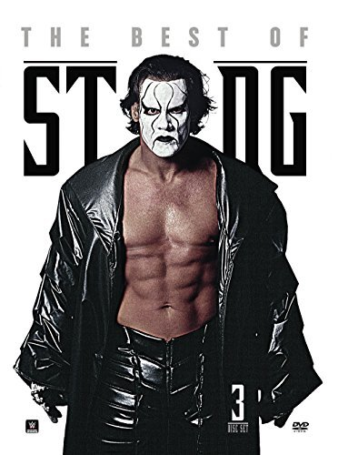 Wwe The Best Of Sting DVD Best Of Sting