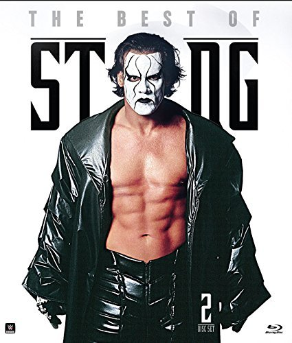 Wwe Sting Blu Ray