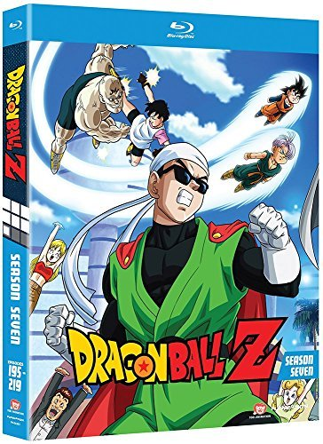 Dragon Ball Z Season 7 Blu Ray