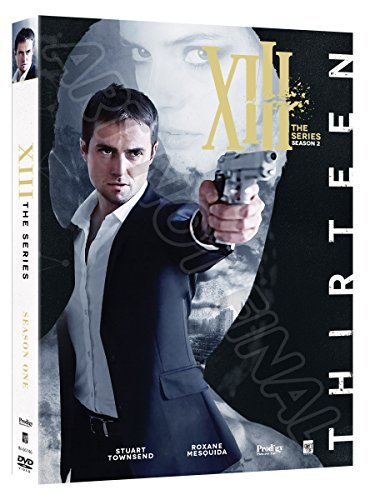 Xiii The Series Season 2 DVD