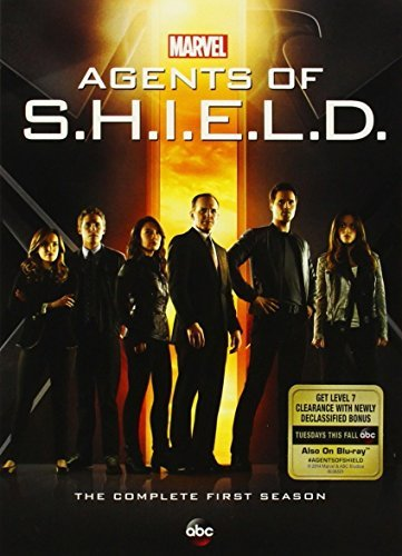 Agents Of S.H.I.E.L.D Season 1 DVD