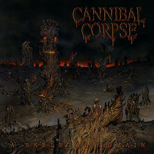 Cannibal Corpse Skeletal Domain