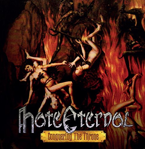 Hate Eternal Conquering The Throne