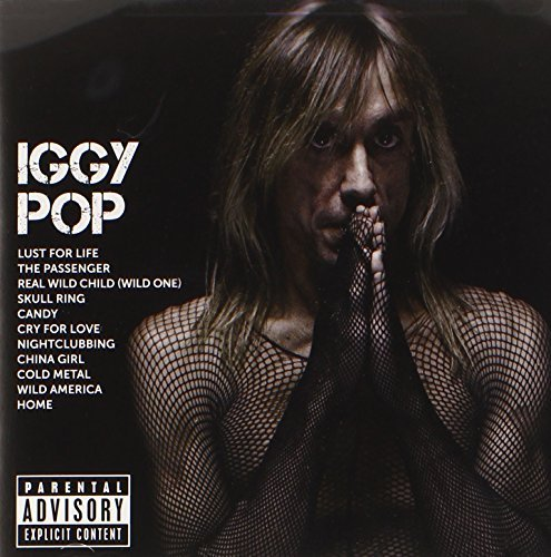 Iggy Pop Icon Explicit Version