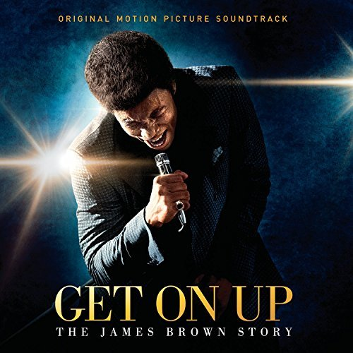 Get On Up The James Brown Story Soundtrack 2lp