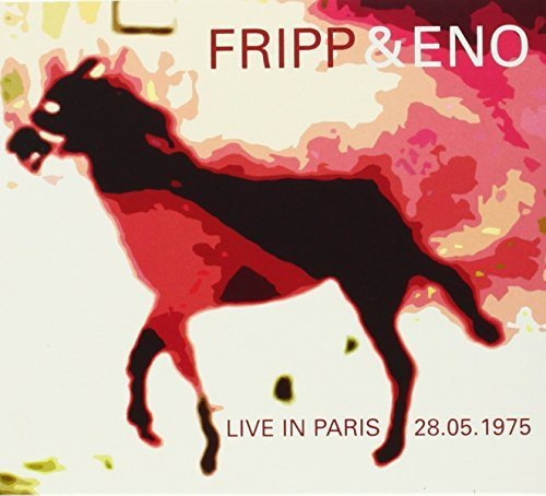 Robert & Brian Eno Fripp Live In Paris 28.05.1975 3 CD