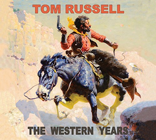 Tom Russell Western Years