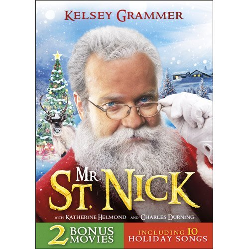 Mr. St. Nick Mr. St. Nick DVD Nr