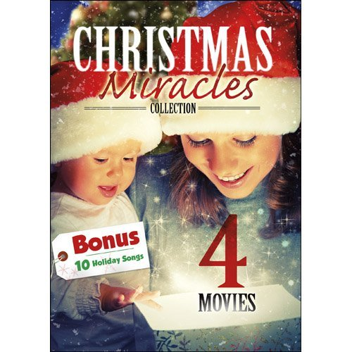 4 Movies Christmas Miracles Co 4 Movies Christmas Miracles Co