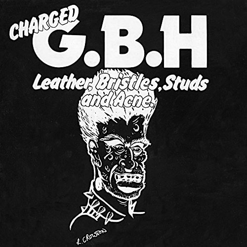 G.B.H. Leather Bristles Studs & Acne