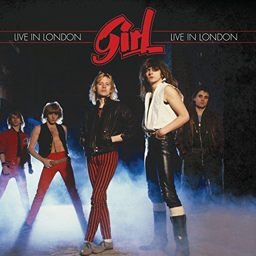 Girl Live In London February 26 198