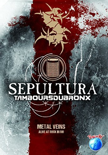 Sepultura & Les Tambours Du Bronx Metal Veins Alive At Rock In Rio