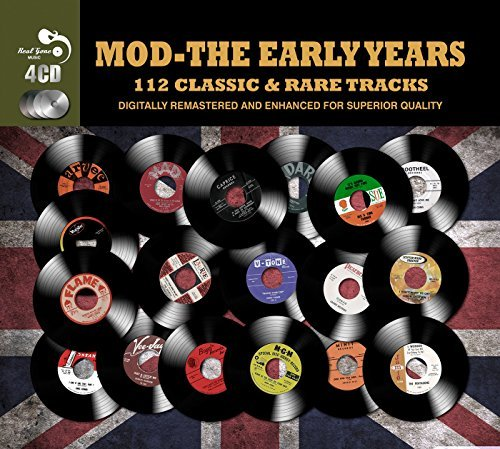 Mod The Early Years Mod The Early Years Import Gbr 4 CD