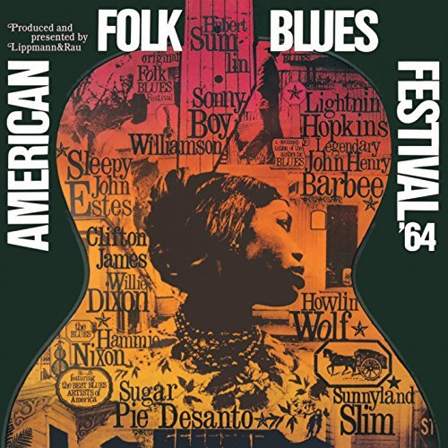 Various Artist American Folk Blues Festival 6