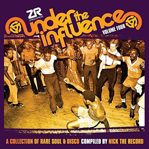 Under The Influence Volume 4 Compiled By Nick The Record 2cd