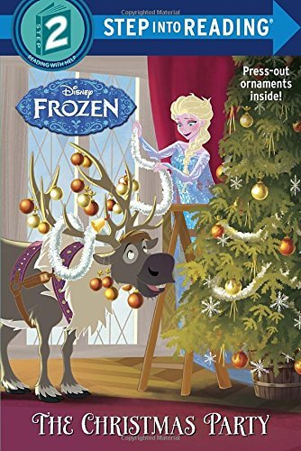 Andrea Posner Sanchez The Christmas Party (disney Frozen)