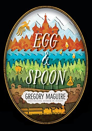 Gregory Maguire Egg & Spoon