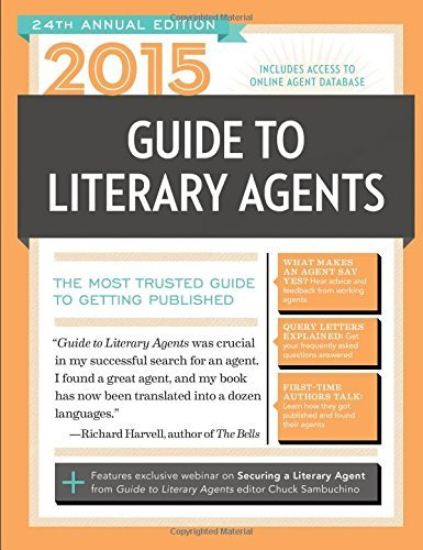 Chuck Sambuchino Guide To Literary Agents 0024 Edition;2015
