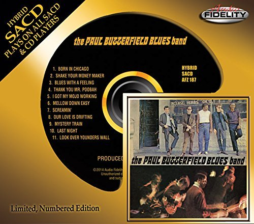 Paul Butterfield Blues Band Paul Butterfield Blues Band