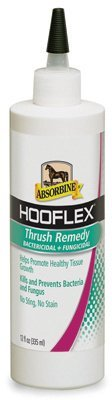 Bci 001066 W F Young 428455 Hooflex Thrush Remedy For Horses 12 Oz. Quantity 12