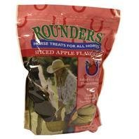 Equ Rounders Apple 30oz Rounders Horse Treat 30 Oz Apple