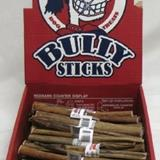 "Red Barn Bully Stick 9"""" Redbarn One Individual 9"" Bully Stick Completely Natural Pet Treat"