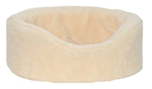 "Gnome Lounger Sheepskin 21"""" Sheepskin Lounger Pet Bed Size 16"" L X 21"" W"