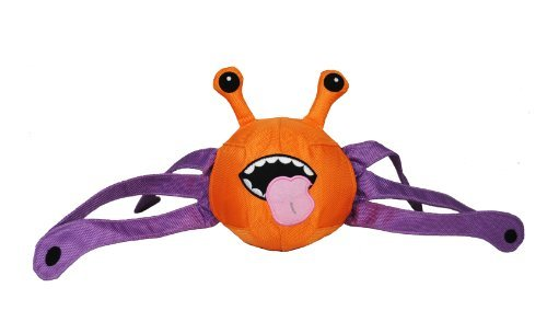 Jolly Tug Alien Lg Jolly Pets Alien Squeaky Toy For Pets Large