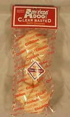 "American Rawhide Clear Chic 8"""" Pet Factory 949032 Usa Clear Chicken Bone Rawhide Chews For Dogs 8 Inch"