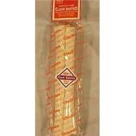 American Rawhide Clear Chic 10 Pet Factory 949033 Usa Clear Chicken Roll Rawhide Chews For Dogs 10 Inch