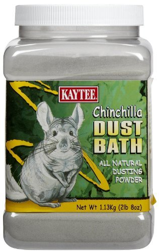 Kt Chinchilla Dust 2.5lb Kaytee Products Inc Dust Bath Chinchilla 2.5 Pound