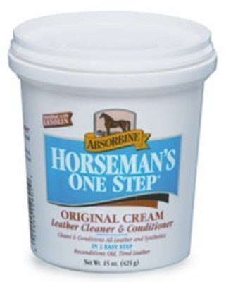 Equ Horsemans One Step 15oz Horsemans One Step Cleaner 15 Oz.